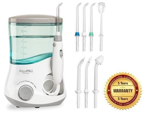 Irrigador dental y nasal Auqapik 100 barato, chollos en irrigadores dentales, ofertas en irrigadores dentales, irrigadores dentales baratos