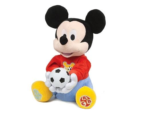mickey con pelota barato, chollos en juguetes, ofertas en juguetes, juguetes baratos