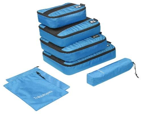 organizador de maletas Trèsutopia barato, chollos en organizadores de maletas, ofertas en organizadores de maletas, organizadores de maleta baratos