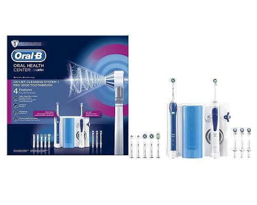 Cepillo e irrigador Oral-B pro 3000 barato, ofertas en cepillos eléctricos, chollos en cepillos eléctricos, cepillos eléctricos baratos