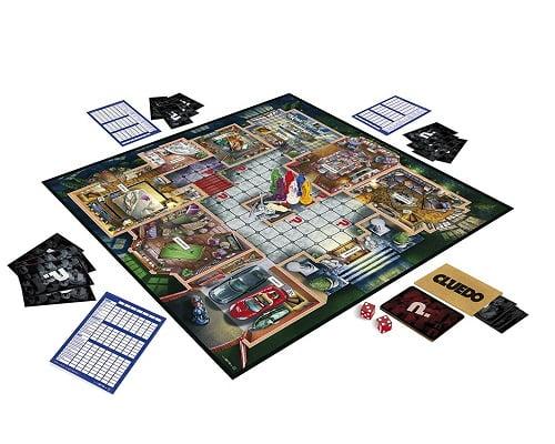 Cluedo juego de mesa barato, chollos en juegos de mesa, ofertas en juegos de mesa, juegos de mesa baratos