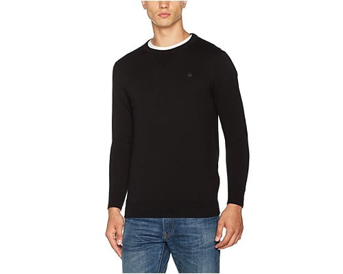 Jersey G STAR RAW RC Core Knit barato, jerseys baratos, chollos en jerseys, ofertas en jerseys