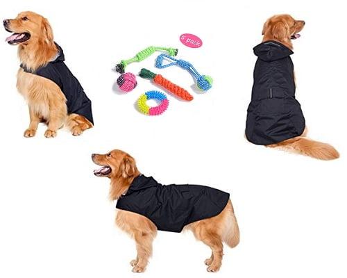 Impermeable para perros barato, chollos en impermeables para perros, ofertas en impermeables para perros, impermeables para perros baratos