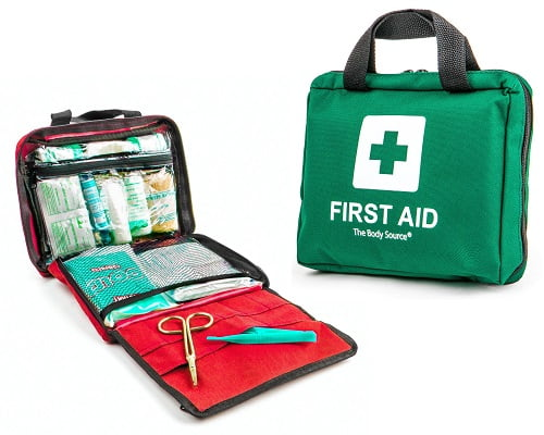 Botiquin de primeros auxilios barato, ofertas en botiquín primeros auxilios, chollos en botiquines, botiquines baratos