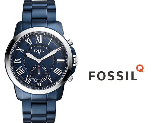 Reloj Fossil FTW1140 barato, chollos en relojes de marca, ofertas en relojes de marca, relojes de marca baratos