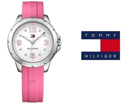 reloj niña Tommy Hilfiger barato, chollos en relojes de marca de niña, ofertas en relojes de marca de niña, relojes de marca de niña baratos