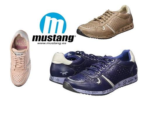 zapatillas Mustang de mujer baratas, chollos en zapatillas de mujer, ofertas en zapatillas de mujer, zapatillas de mujer baratas