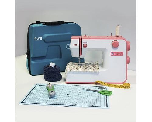 Máquina de coser Alfa Style 20 barata, chollos en máquinas de coser, ofertas en máquinas de coser, máquinas de coser baratas