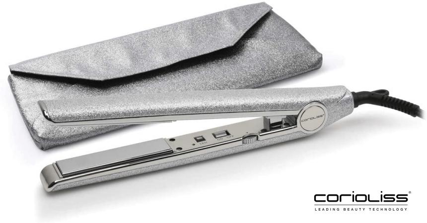 Planchas de pelo Corioliss C1 Titanium baratas, ofertas en planchas de pelo