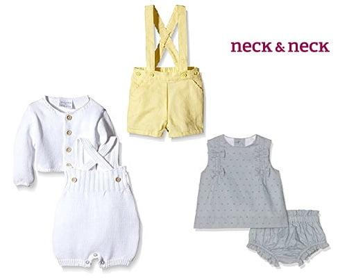 ropa bebé neck&neck barata, chollos en ropa de bebé, ofertas en ropa de bebé, ropa de bebé de marca barata