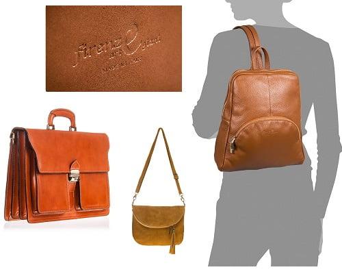 Bolsos Firenze Artegiani baratos, chollos en bolsos de piel, ofertas en bolsos de piel, bolsos de piel baratos