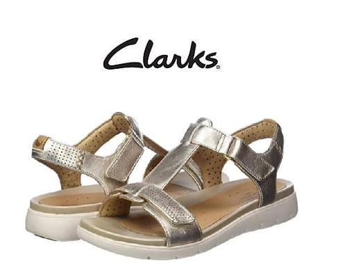 Sandalias Clarks Un Haywood baratas, chollos en sandalias Clarks, ofertas en sandalias Clarks, sandalias de marca baratas
