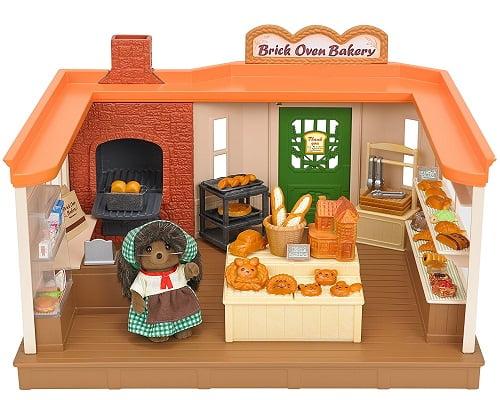 Sylvanian families panadería barato, chollos en Sylvanian families, ofertas en Sylvanian families, accesorios Sylvanian families baratos