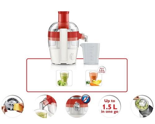 Exprimidor Philips HR1832-40 barato, chollos en exprimidores eléctricos, ofertas en exprimidores eléctricos, exprimidores eléctricos baratos