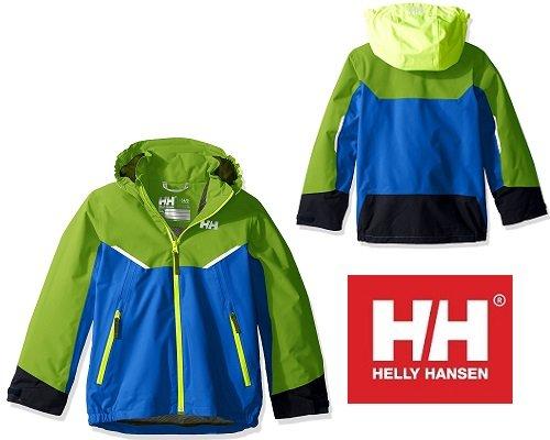 Impermeable Helly Hansen K para niños barato, chollos en impermeables para niños, ofertas en impermeables para niños, impermeables para niños baratos