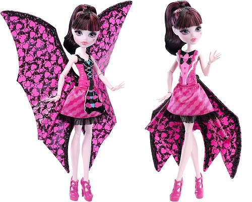 Muñeca Monster High Draculaura barata, chollos en muñecas Monster High, ofertas en muñecas Monster High, muñecas Monster High baratas