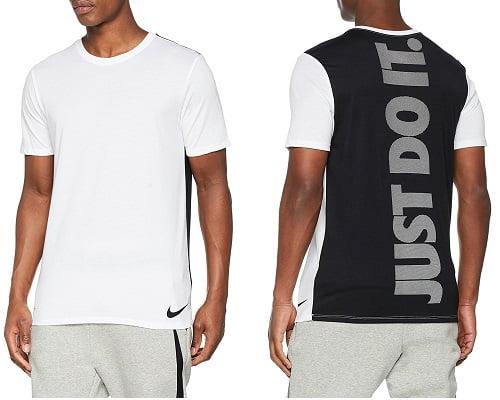 Camiseta Nike Dry Training barata, chollos en camisetas de marca para hombre, ofertas en camisetas de marca para hombre, camisetas de marca baratas