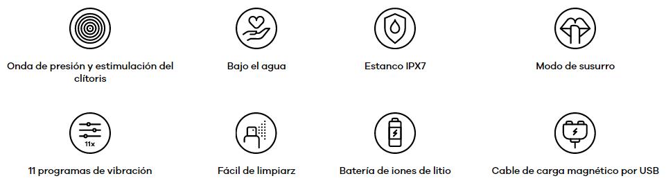 Características del Satisfyer Pro 2 Next Generation
