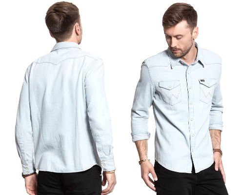 Camisa Wrangler Icons