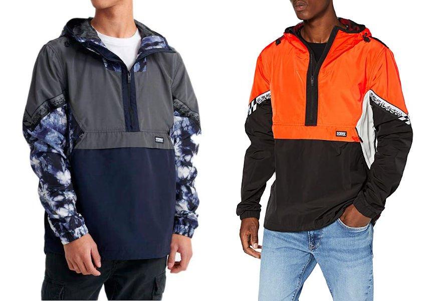 Chaqueta Superdry Jared Overhead Cagoule barata, ropa de marca barata, ofertas en chaquetas