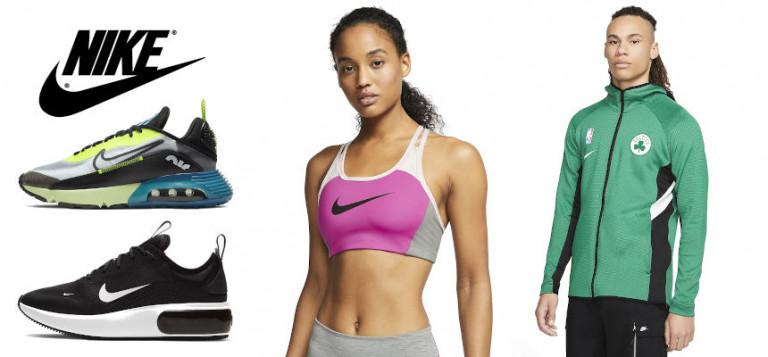 ¡TOMA CUPÓN! 30% EXTRA en la web de Nike. Hasta 65% de descuento.