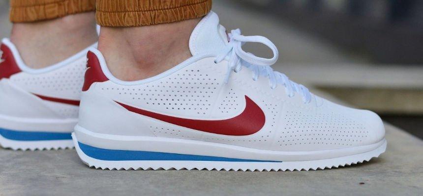Nike Cortez Ultra Moire baratas, calzado de marca barato, ofertas en zapatillas deportivas