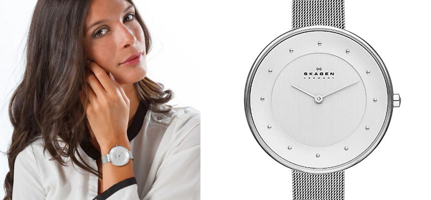 Reloj Skagen Gitti barato, relojes de marca baratos, ofertas en relojes para mujer