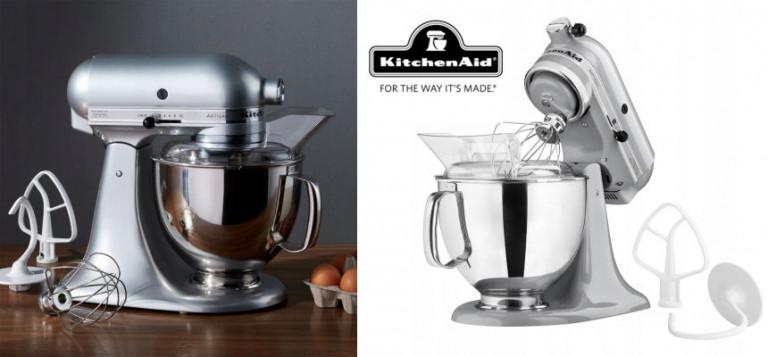 ¡TOMA CHOLLO! Robot de cocina KitchendAid 5KSM95 PS sólo 379,90 euros. Ahorras 150 euros.