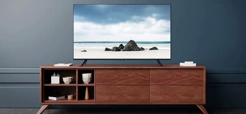 Televisor Samsung 50TU8005 barato, ofertas en televisores