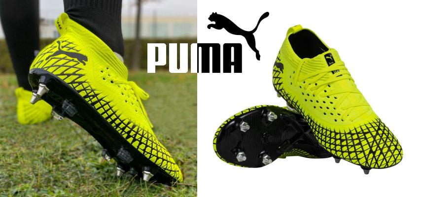 Zapatillas de fútbol Puma Future 5.2 NETFIT baratas, ofertas en zapatillas de fútbol