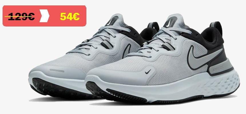 Zapatillas de running Nike React Miler baratas, ofertas en zapatillas de running Nike