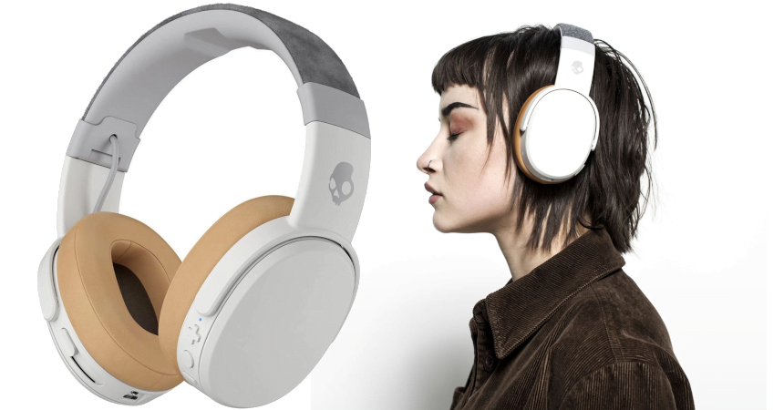 Auriculares Skullcandy Crusher Over-Ear Wireless baratos, auriculares baratos, ofertas en auriculares inalámbricos oferta
