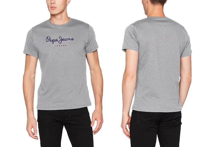 Camiseta Pepe Jeans Eggo barata, ropa de marca barata, ofertas en camisetas oferta