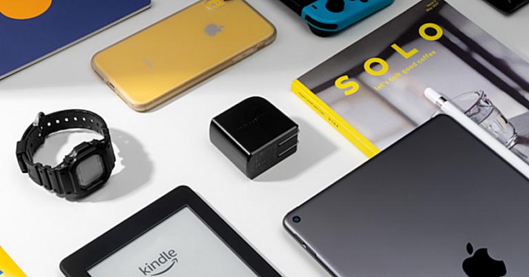 ¡TOMA CUPÓN! Cargador USB C RAMPOW 61W solo 16,40 euros. 60% de descuento.