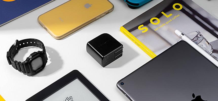 Cargador USB C RAMPOW 61W barato, ofertas en cargadores USB