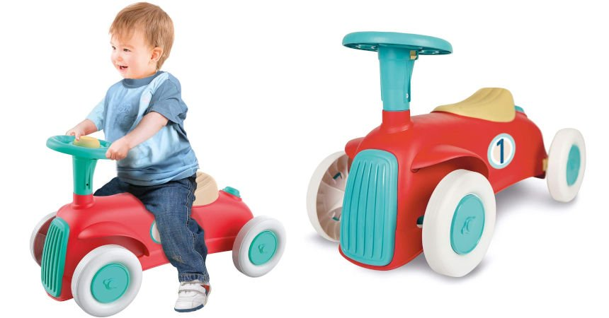 Correpasillos Clementoni Mi primer coche barato, juguetes baratos, ofertas para niños oferta