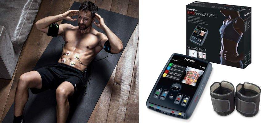 Electroestimulador Beurer EM95 barato, electroestimuladores baratos, ofertas en material deportivo