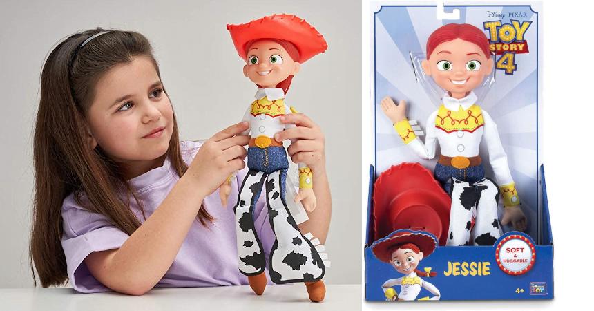 Figura Jessie Toy Story 4 barata, juguetes baratos, ofertas para niños oferta