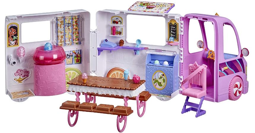 Juguete Princesas Disney Comfy Food Truck barato, juguetes baratos, ofertas para niños oferta