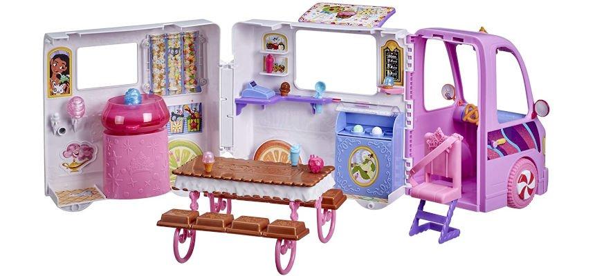 Juguete Princesas Disney Comfy Food Truck barato, juguetes baratos, ofertas para niños