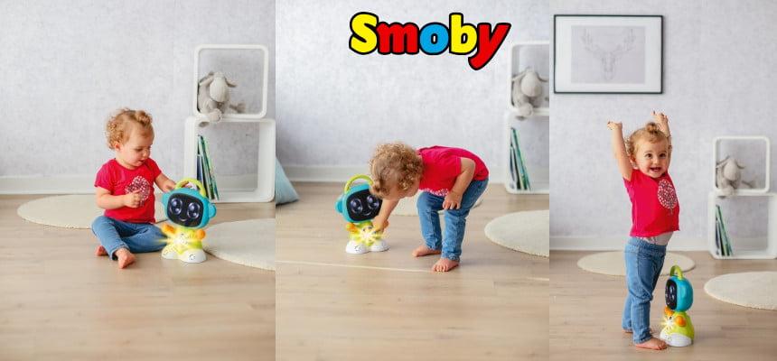 Juguete Smoby Smart Robot TIC educativo barato, ofertas en juguetes