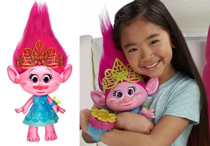 Muñeca Trolls Poppy barata, juguetes baratos, ofertas para niños oferta