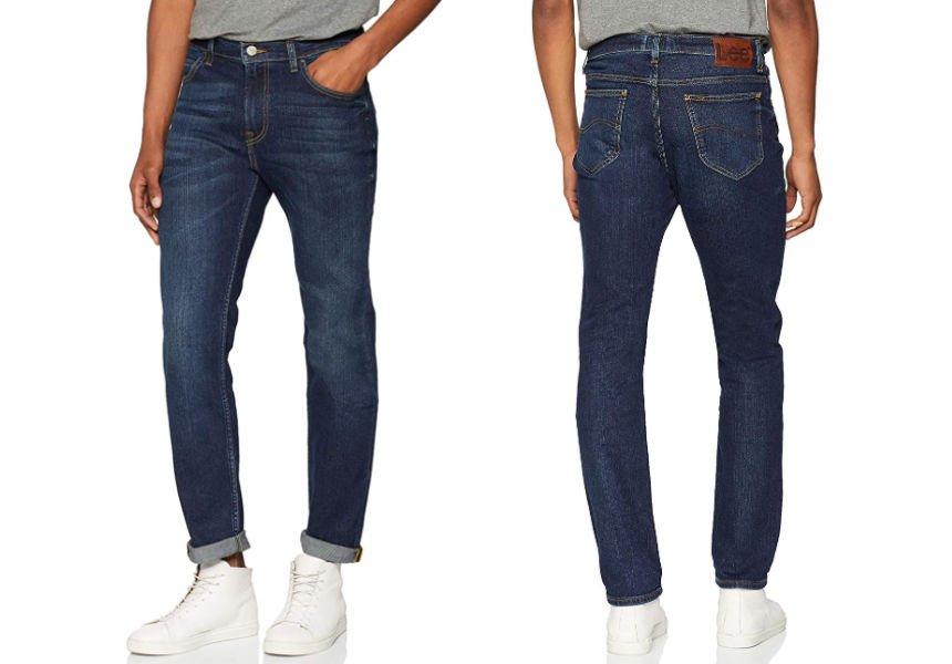 Pantalones vaqueros Lee Rider Contrast baratos, ropa de marca barata, ofertas en vaqueros oferta