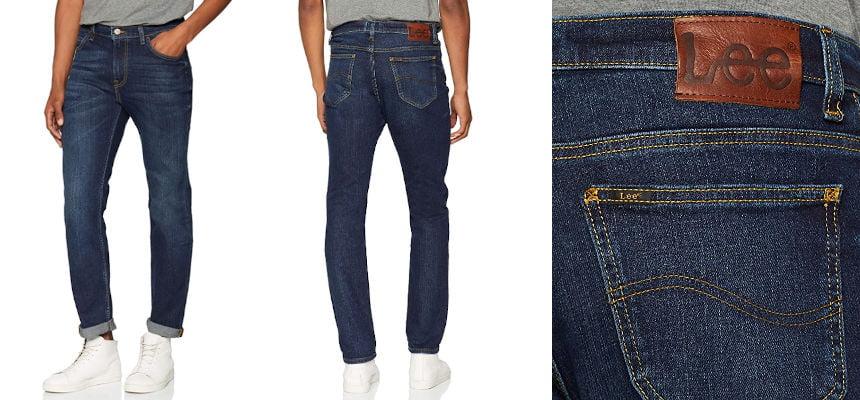 Pantalones vaqueros Lee Rider Contrast baratos, ropa de marca barata, ofertas en vaqueros