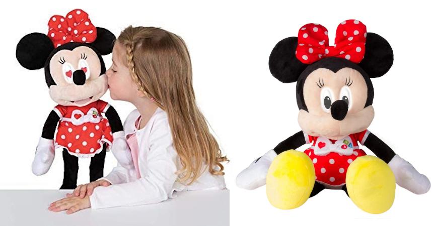 Peluche interactivo Minnie Emociones barato, juguetes baratos, ofertas para niños oferta