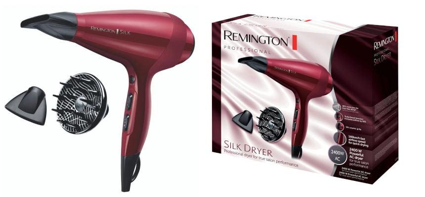 Secador de pelo profesional Remington AC9096 Silk barato, secadores de pelo baratos, ofertas en cuidado personal