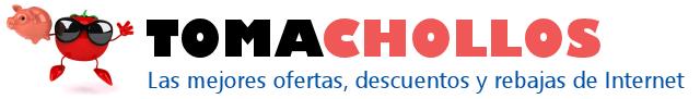 Tomachollos.com | Tu blog de chollos, rebajas y ofertas. Logo
