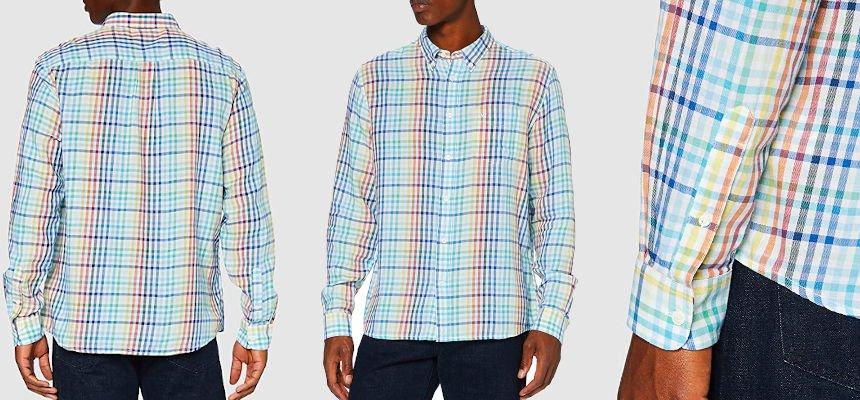Camisa Wrangler W5A3 barata, ofertas en ropa de marca