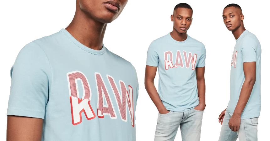 Camiseta G-Star Raw Multi Layer Raw barata, ofertas en ropa de marca