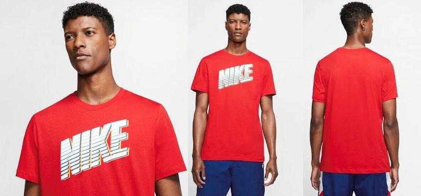 Camiseta Nike Block barata, ofertas en ropa de marca